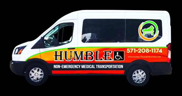 company transport van