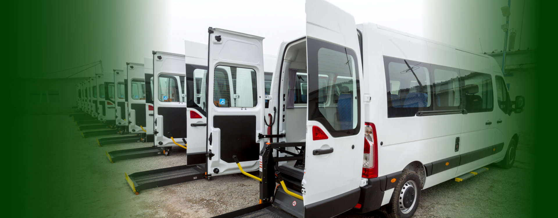 transportation vans